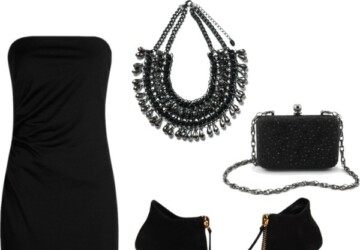 15 Gorgeous Fashion Combinations for New Year's Eve Party - Outfit ideas, New Year's Eve Party, New Year Party, New Year, fashion combinations