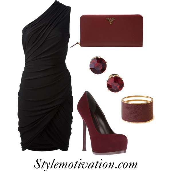 15 Gorgeous Fashion Combinations for New Year's Eve Party (4)