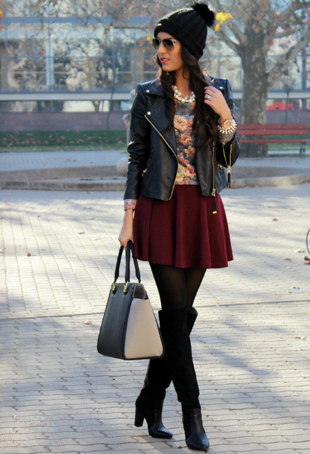 15 Stylish Winter Outfit Ideas with Boots (1)