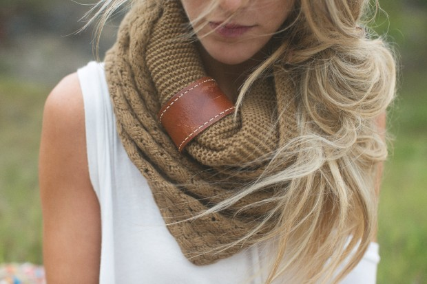 15 Warm and Cozy Winter Scarfs