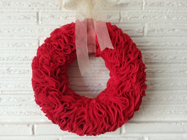 16 Beautiful Handmade Christmas Wreath Designs (2)