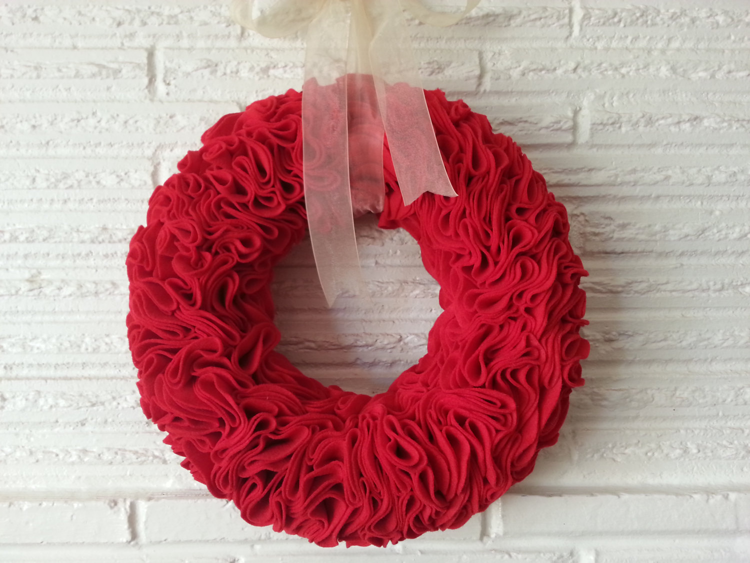 16 Beautiful Handmade Christmas Wreath Designs - Style Motivation