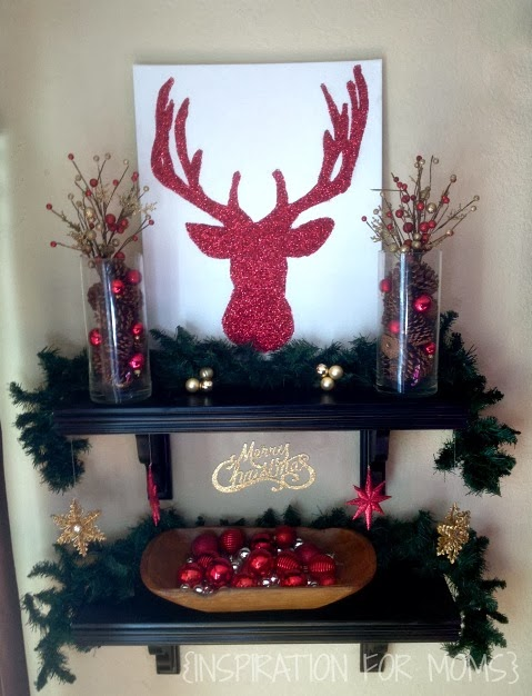 16 Creative Ideas for Christmas Home Decor