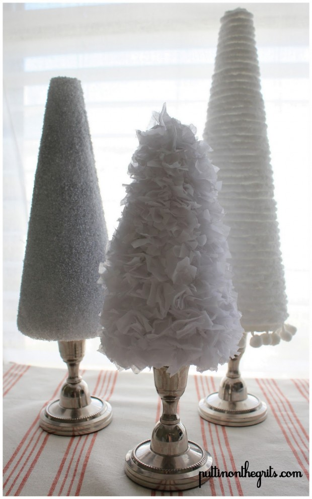 16 Creative and Unique DIY Christmas Trees (7)
