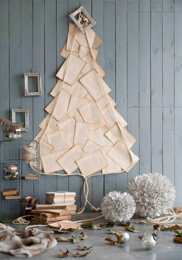 16 Creative and Unique DIY Christmas Trees (8)