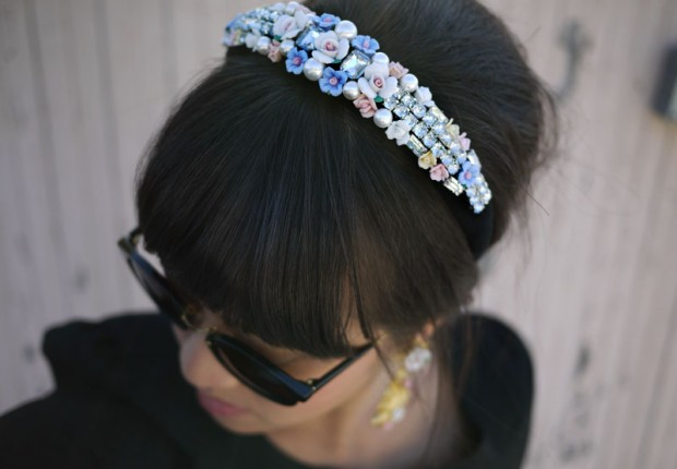 14 Stylish and Sparkly DIY Fashion Project Perfect for Party Outfits