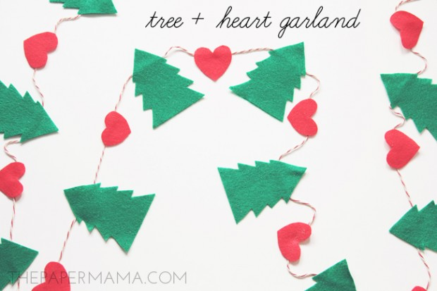 17 Amazing Ideas for DIY Christmas Garland (12)
