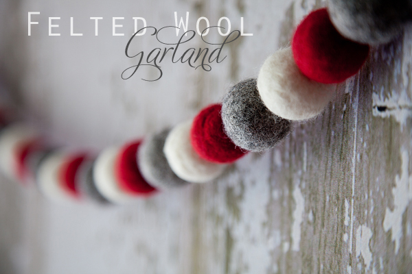 17 Amazing Ideas for DIY Christmas Garland (5)