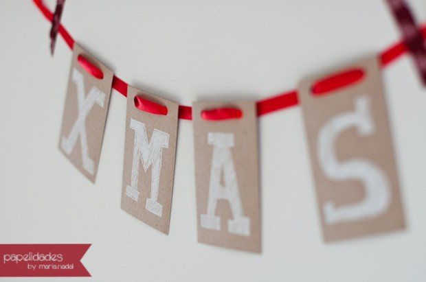 17 Amazing Ideas for DIY Christmas Garland (7)