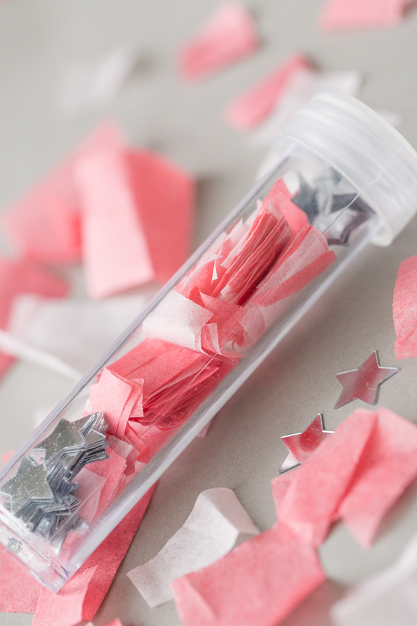 17 Cute DIY Confetti Party Crafts