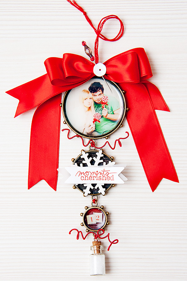17 Cute and Easy DIY Christmas Ornaments (12)