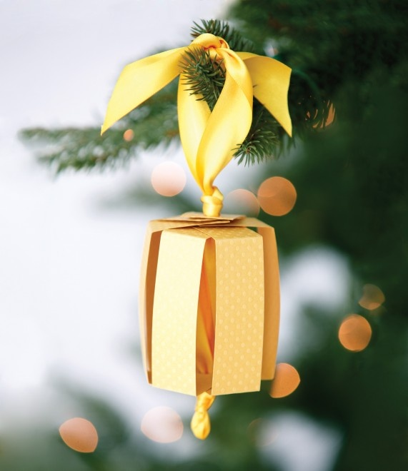 17 Cute and Easy DIY Christmas Ornaments (13)