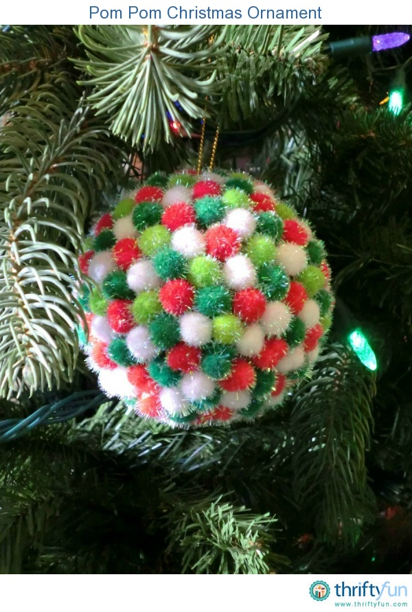 17 Cute and Easy DIY Christmas Ornaments (14)