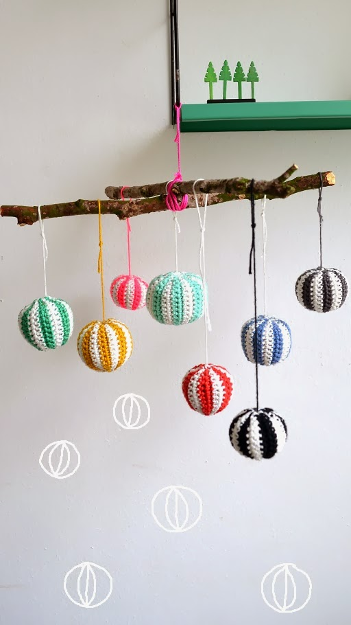 17 Cute and Easy DIY Christmas Ornaments (15)