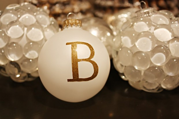 17 Cute and Easy DIY Christmas Ornaments (16)