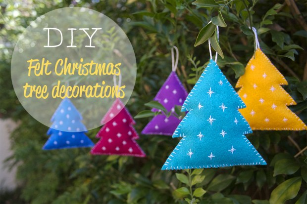 17 Cute and Easy DIY Christmas Ornaments (4)