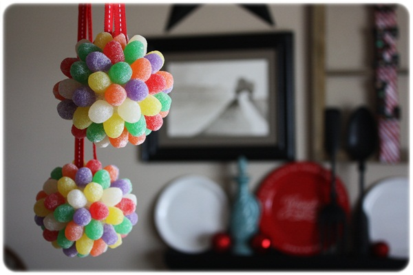 17 Cute and Easy DIY Christmas Ornaments (5)