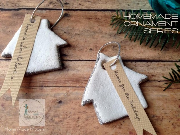 17 Cute and Easy DIY Christmas Ornaments (6)
