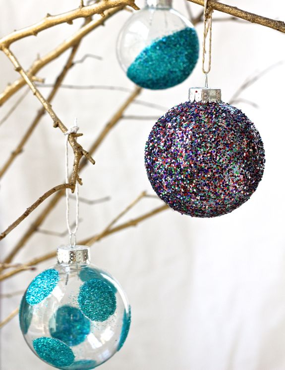 17 Cute and Easy DIY Christmas Ornaments (8)