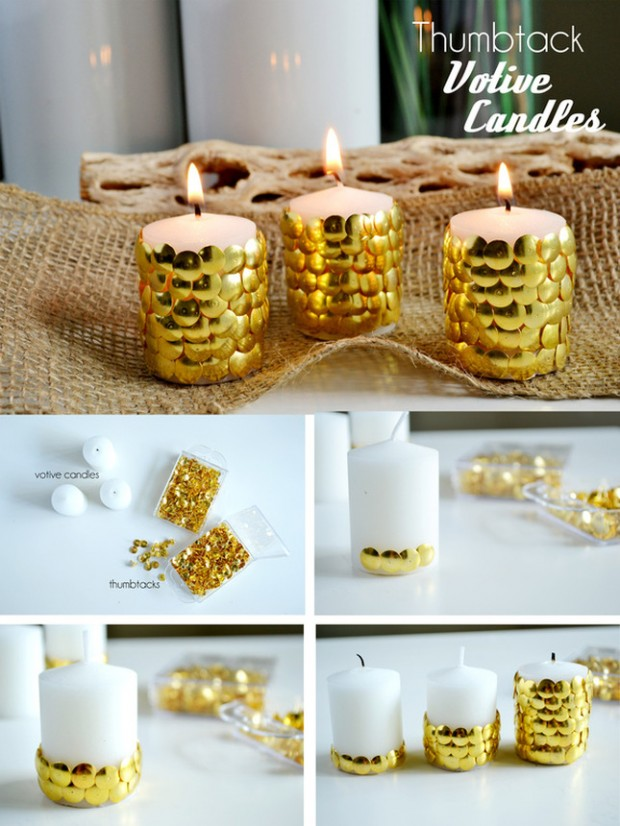 17 easy last minute diy christmas decorations style motivation - Diy decorating ...