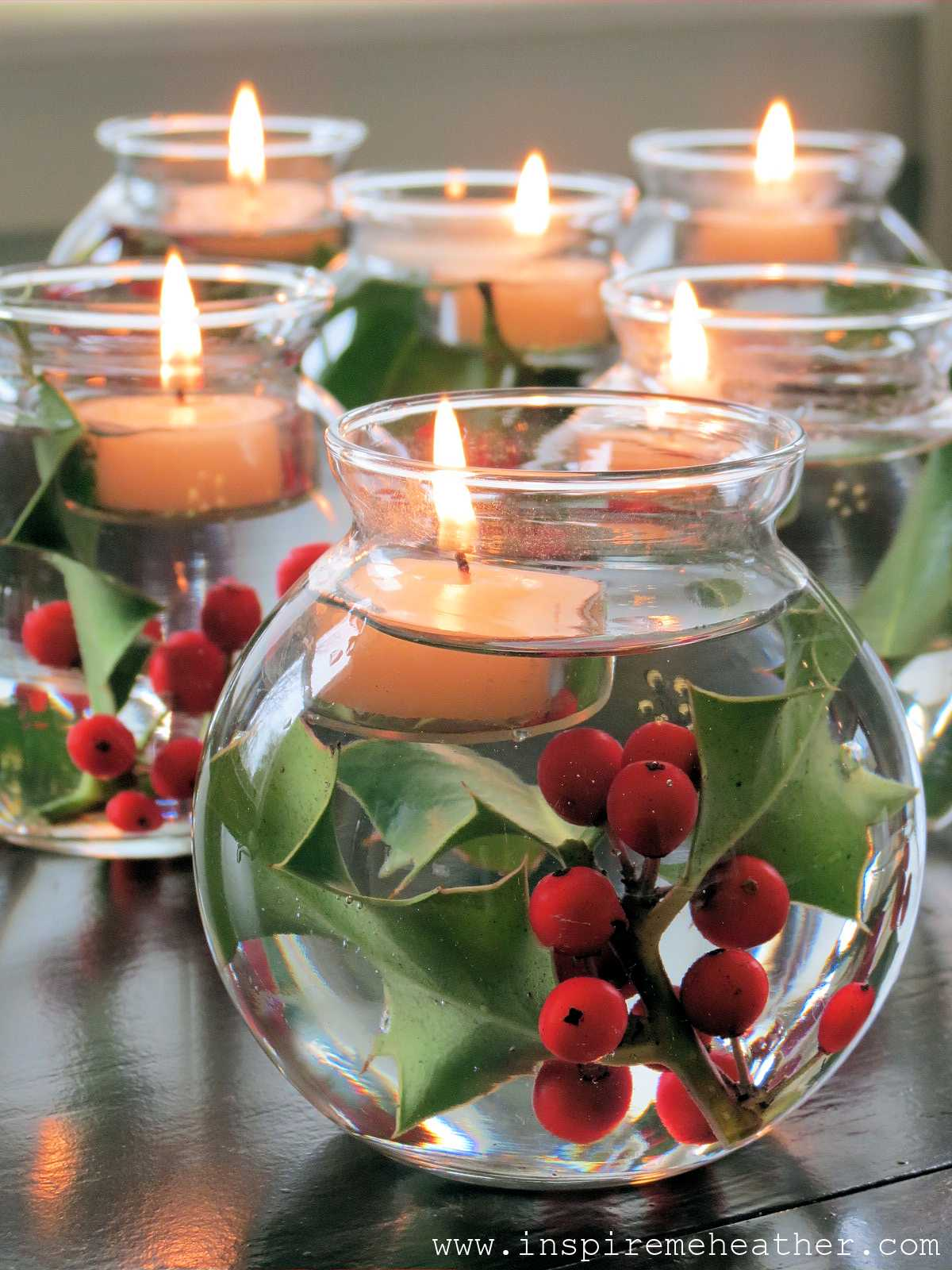 Diy Christmas Centerpiece : Easy last minute diy christmas decorations style