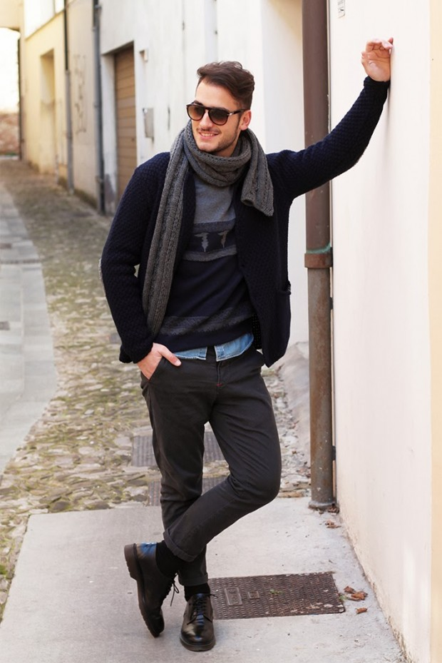 17 Urban Man Street Style Outfits  (11)
