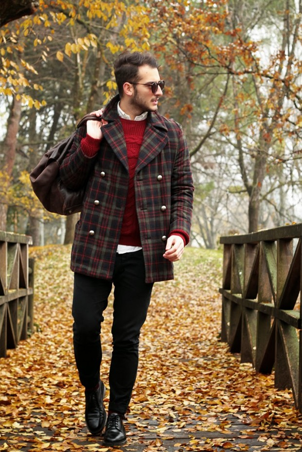 17 Urban Man Street Style Outfits  (12)