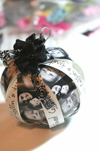 18 Awesome DIY Christmas Photo Ornaments (2)