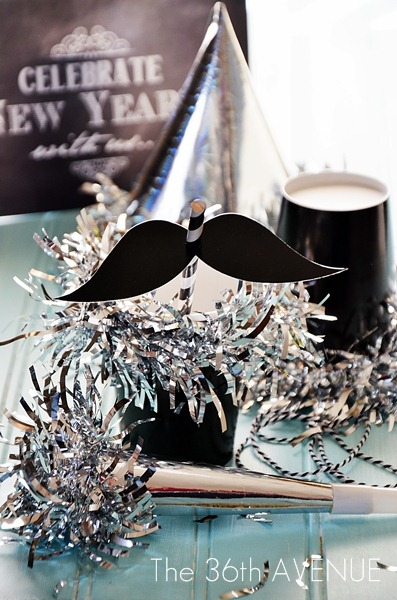 18 Awesome New Year's Eve Party Ideas18 Awesome New Year's Eve Party Ideas (7)