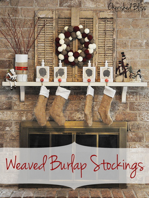 18 Creative and Easy DIY Christmas Stocking