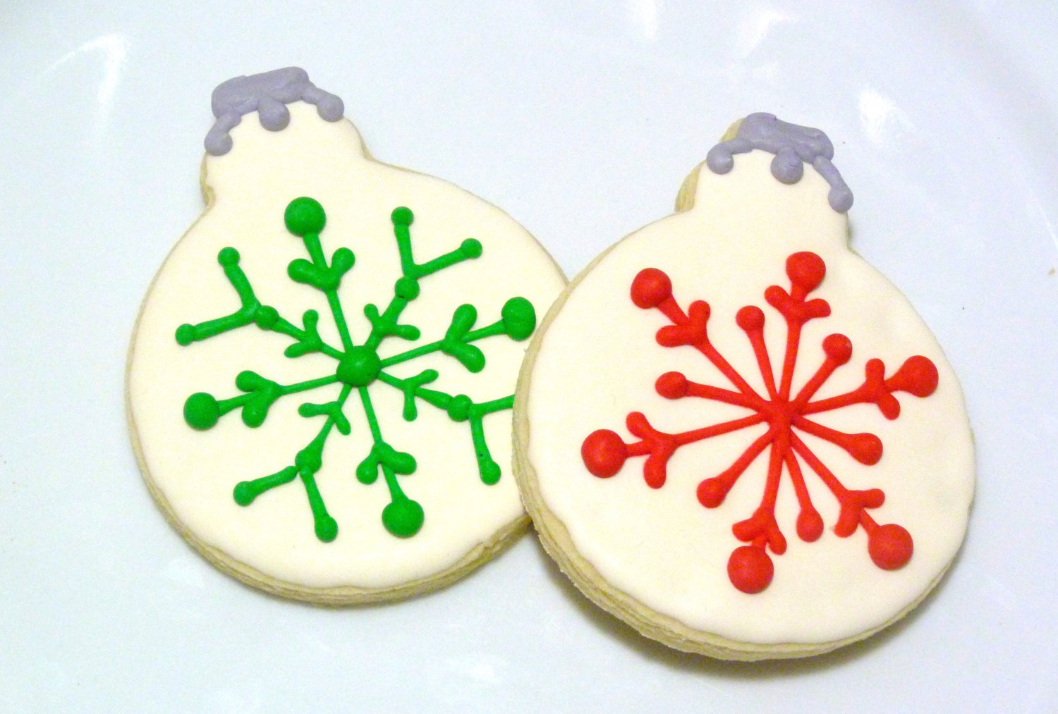 18 Delightful Christmas Sugar Cookies - Style Motivation