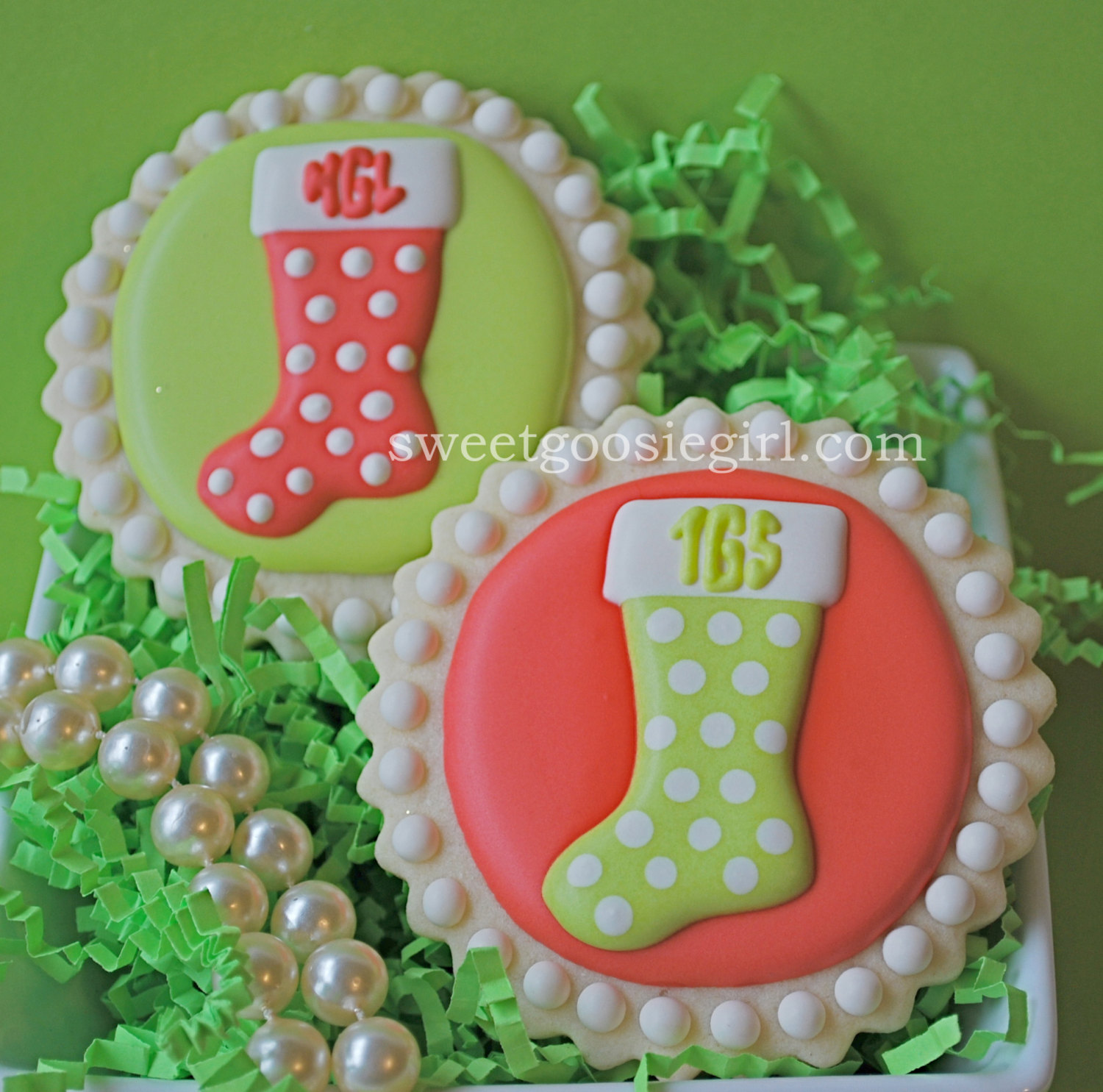 christmas sugar cookies made with margarine
