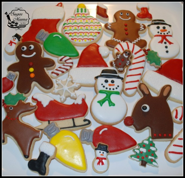18 Delightful Christmas Sugar Cookies