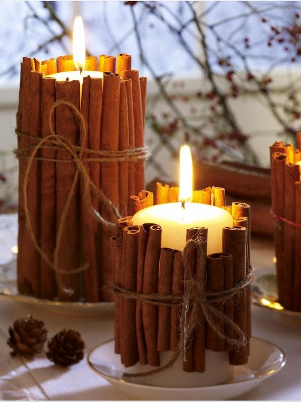 18 Easy DIY Winter Home Decor Projects   (10)