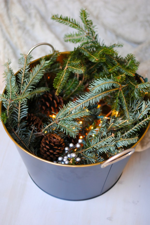 18 Easy DIY Winter Home Decor Projects   (4)