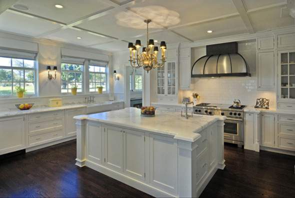 18 Elegant White Kitchen Design Ideas Style Motivation