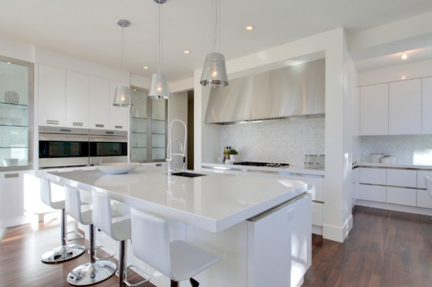 18 elegant white kitchen design ideas 1508
