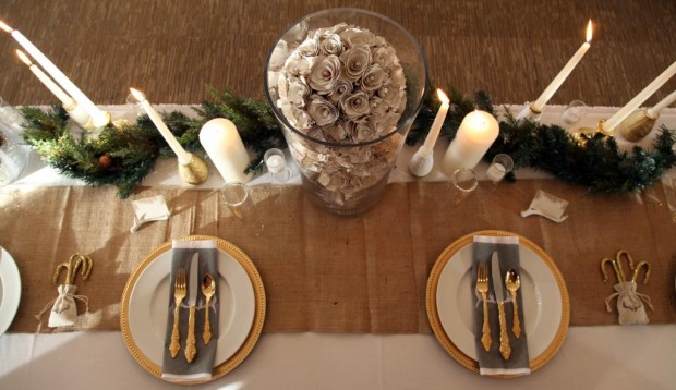 18 Gorgeous Christmas Wedding Decoration Ideas