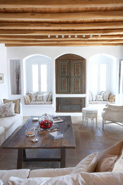 18 Gorgeous Living Room Design Ideas in Mediterranean Style (5)