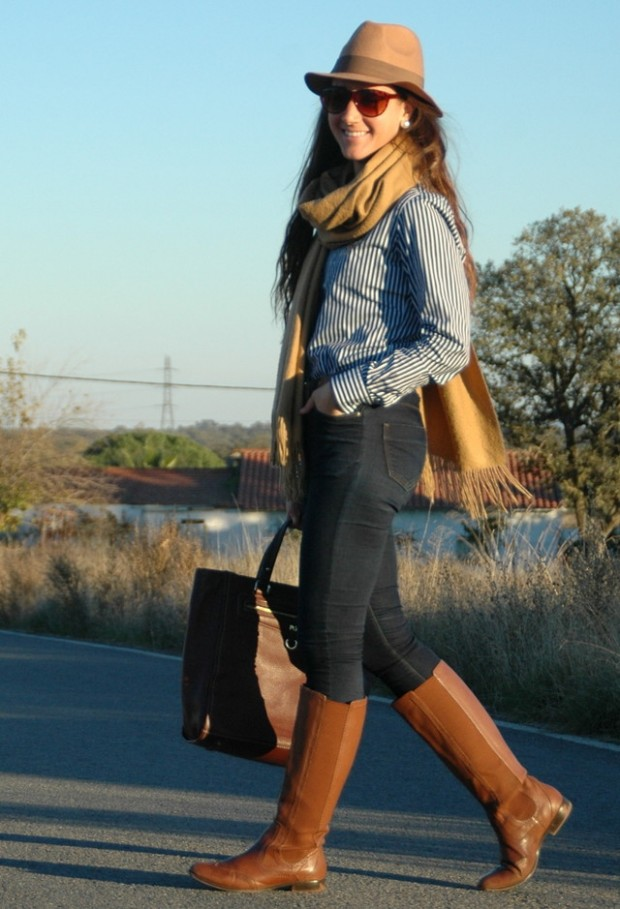 18 Gorgeous Outfit Ideas for Cold Days (1)