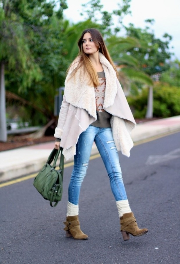 18 Gorgeous Outfit Ideas for Cold Days (11)