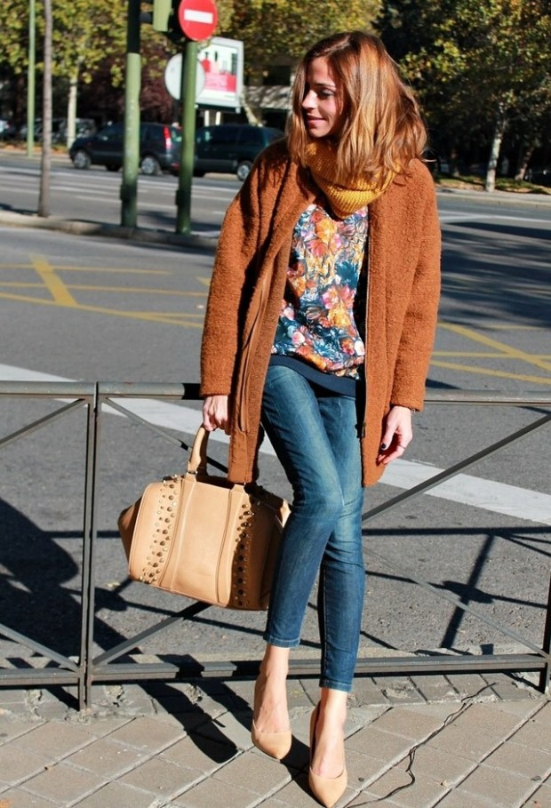 18 Gorgeous Outfit Ideas for Cold Days (12)