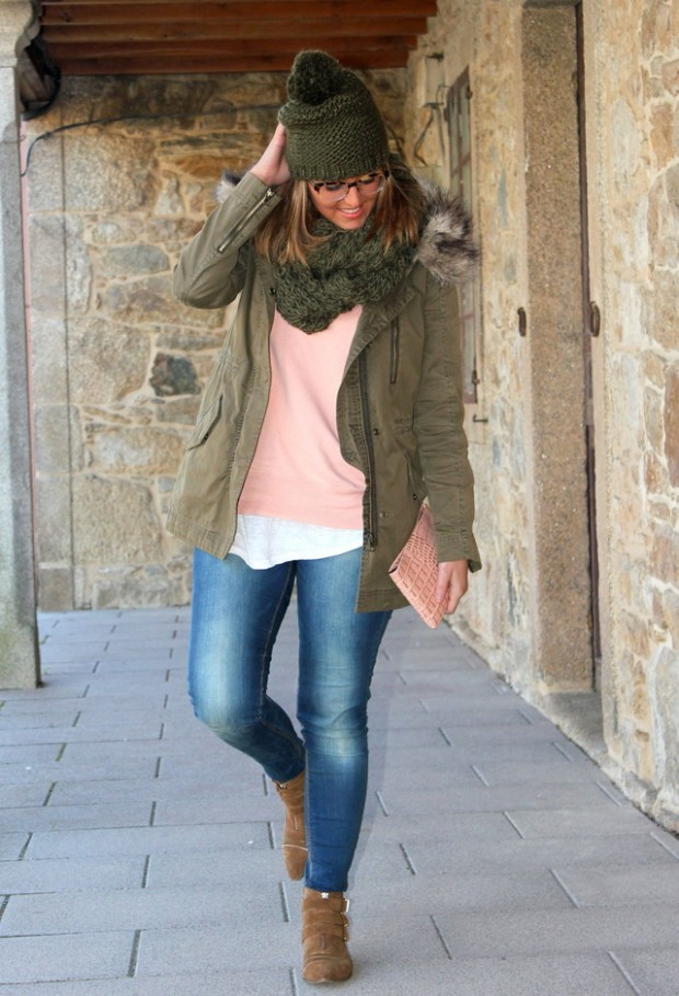 18 Gorgeous Outfit Ideas for Cold Days (13)