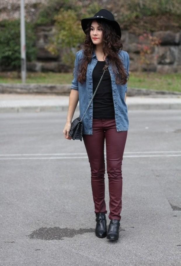 18 Gorgeous Outfit Ideas for Cold Days (7)