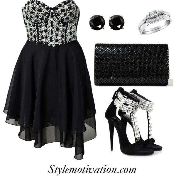 18 Stylish Party Outfit Combinations (1)