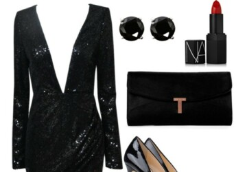 18 Stylish Party Outfit Combinations - party outfit, New Year Eve Outift, fashion combinations