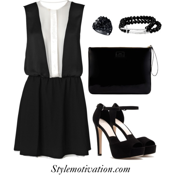 18 Stylish Party Outfit Combinations (21)