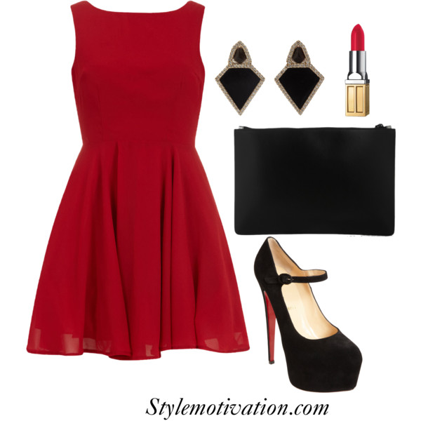 18 Stylish Party Outfit Combinations (27)