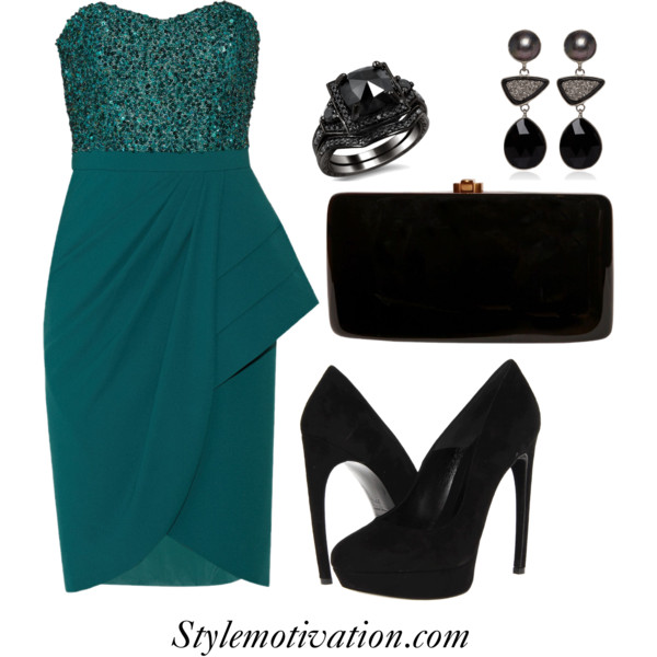 18 Stylish Party Outfit Combinations (28)
