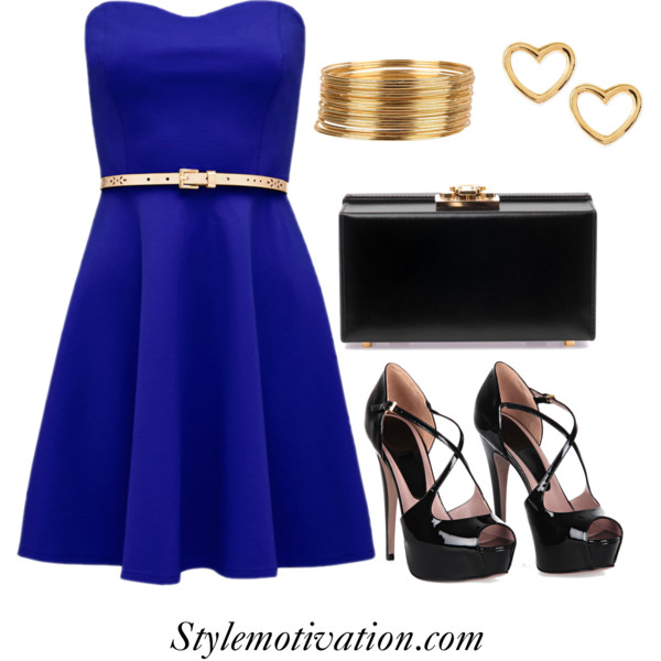 18 Stylish Party Outfit Combinations (30)